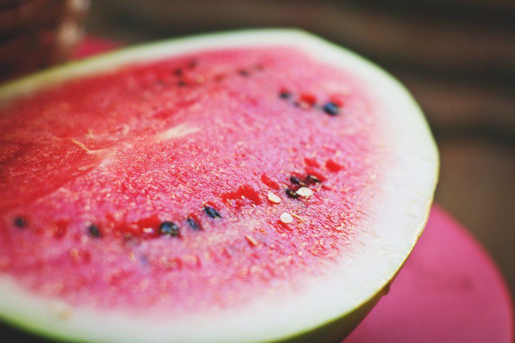 La sandía, la fruta más refrescante para los meses de
