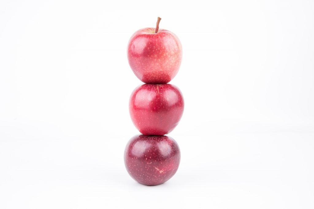 Manzana, una fruta imprescindible durante todo el año