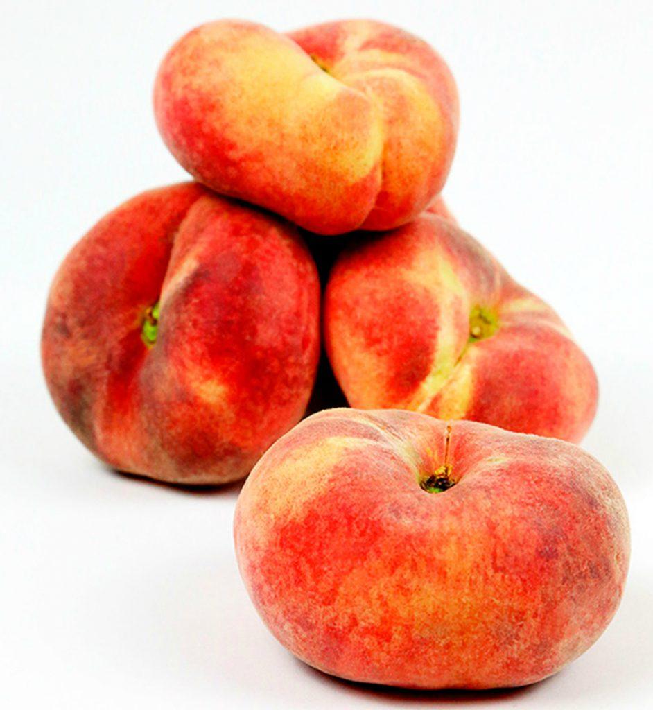 Paraguayo, una de las frutas más importantes del verano