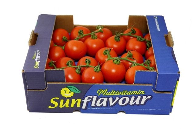 Sunflavour tomate