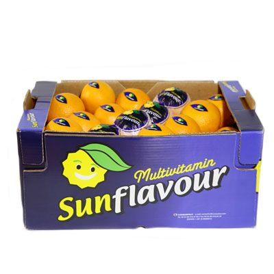 orange sunflavour