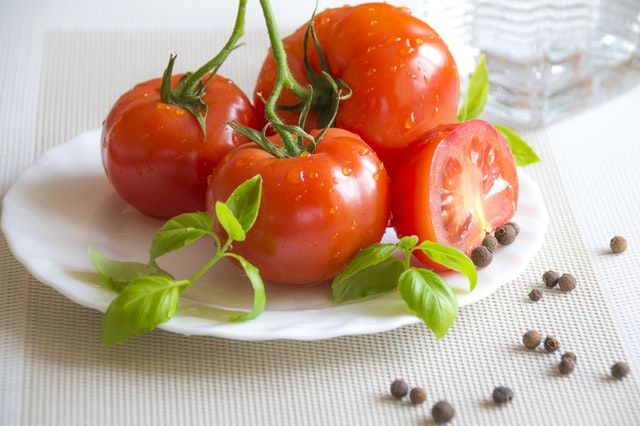 The tomato, the king of food in kitchens