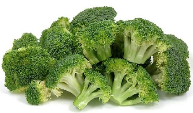 Brócoli. Y a ti, ¿te gusta la comida saludable?